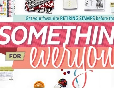 Stampin' Up! UK Retiring Lists