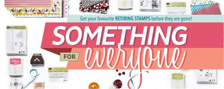 Stampin' Up! UK Retiring Lists