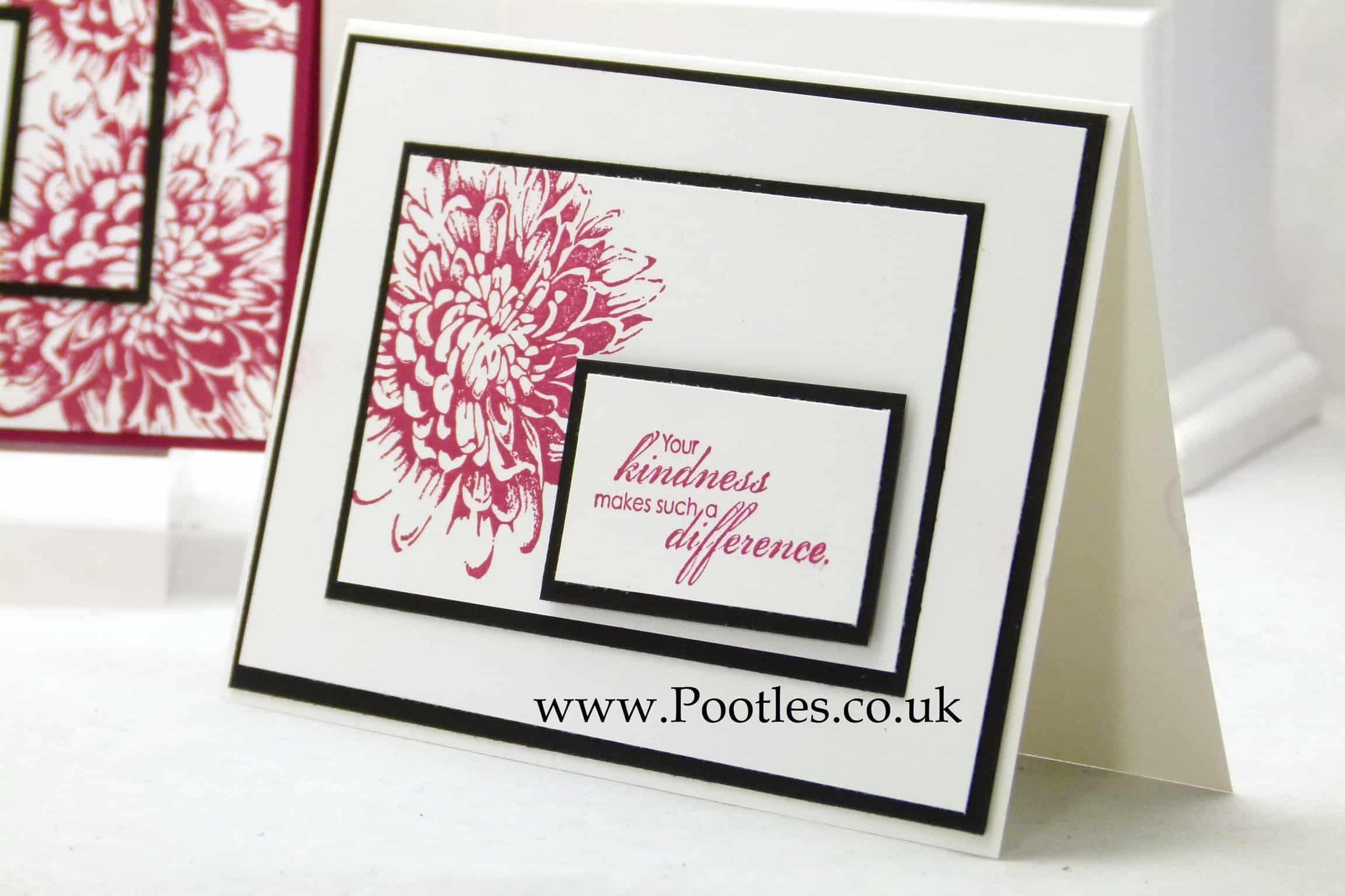 Stampin' UP! UK Stamp Kit of the Month MAY VIDEO