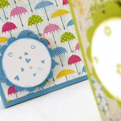 Stampin' Up! UK Easy Stick Treat Gift Box! VIDEO