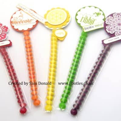 Stampin' Up! UK Sweetie Treat Tubes VIDEO