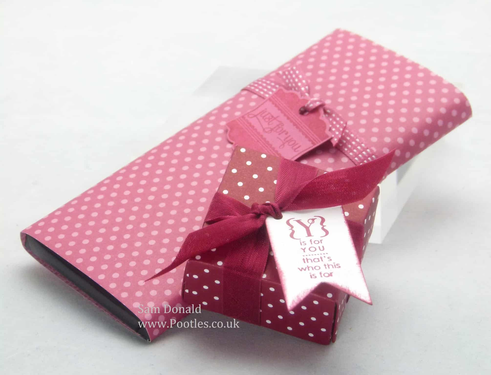 Pootles Stampin Up UK Downline Gift 2