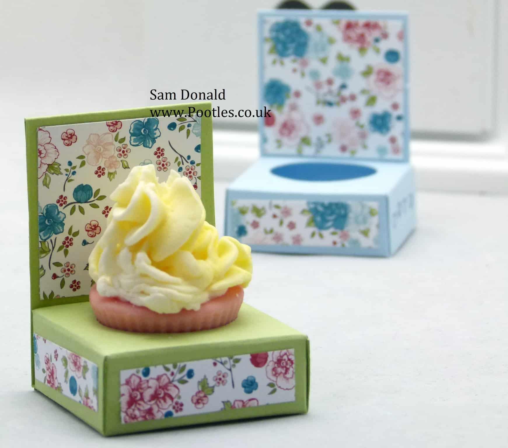 Stampin' Up! UK Cupcake Wax Melt Holder VIDEO