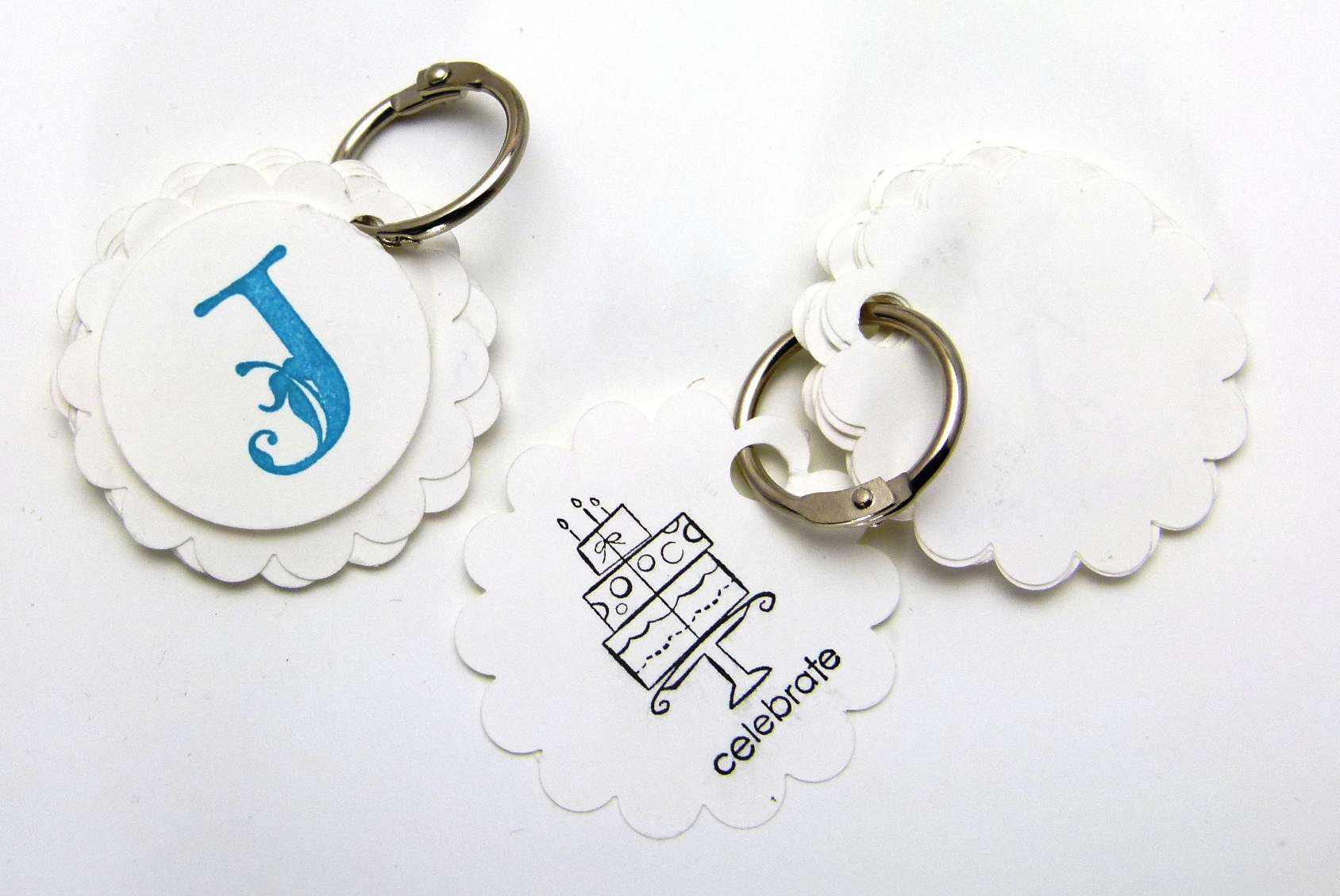 Stampin' Up! UK Colouring Book Keyring VIDEO