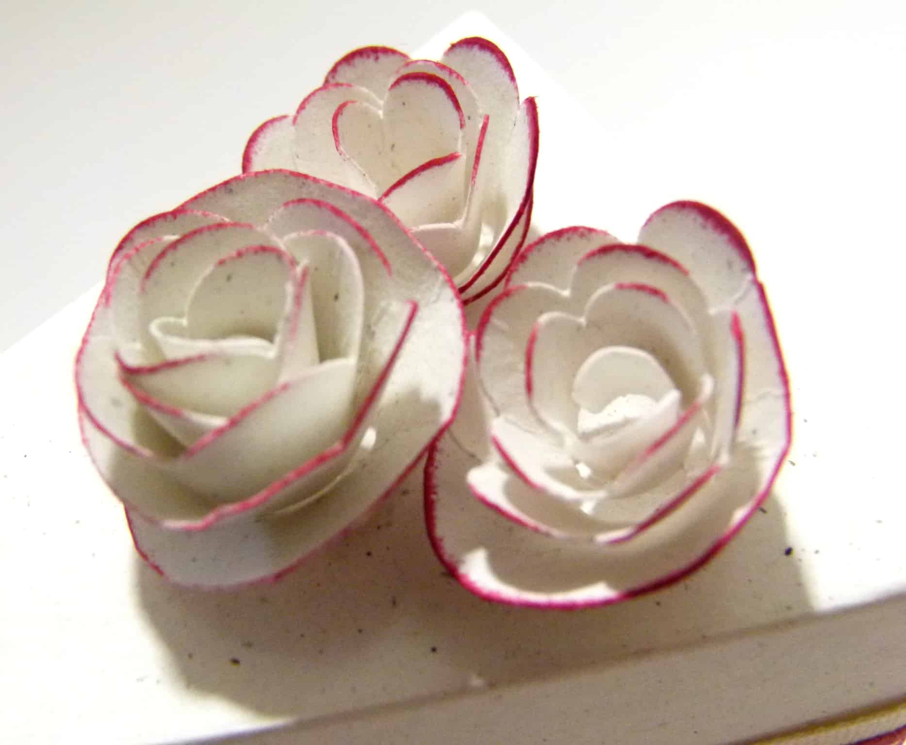 Stampin' Up! Paper Roses VIDEO