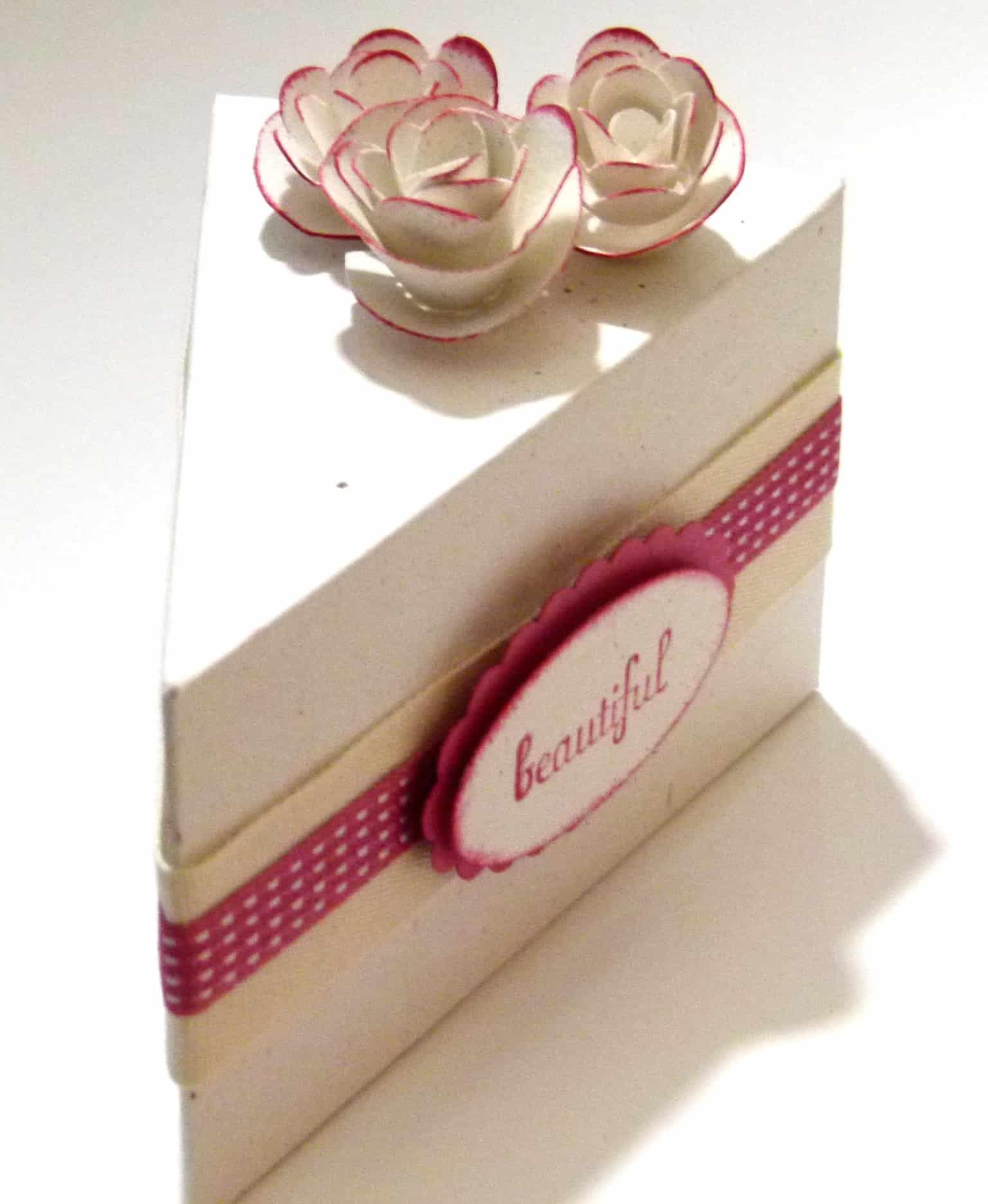 Stampin Up Pootles Paper Roses 2 (2)