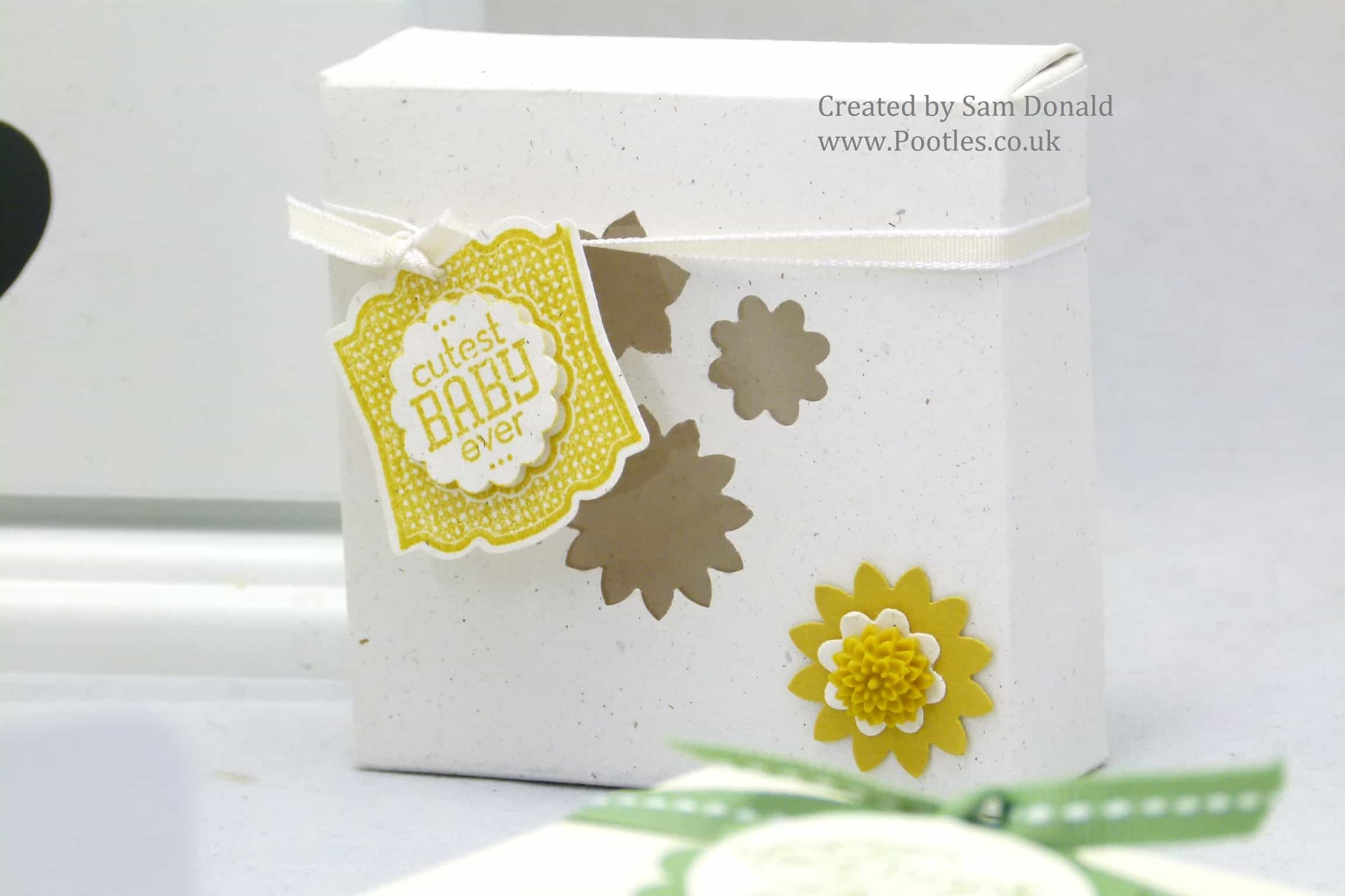 Stampin Up Soap Gift Treat Box with Windows 3 (2)