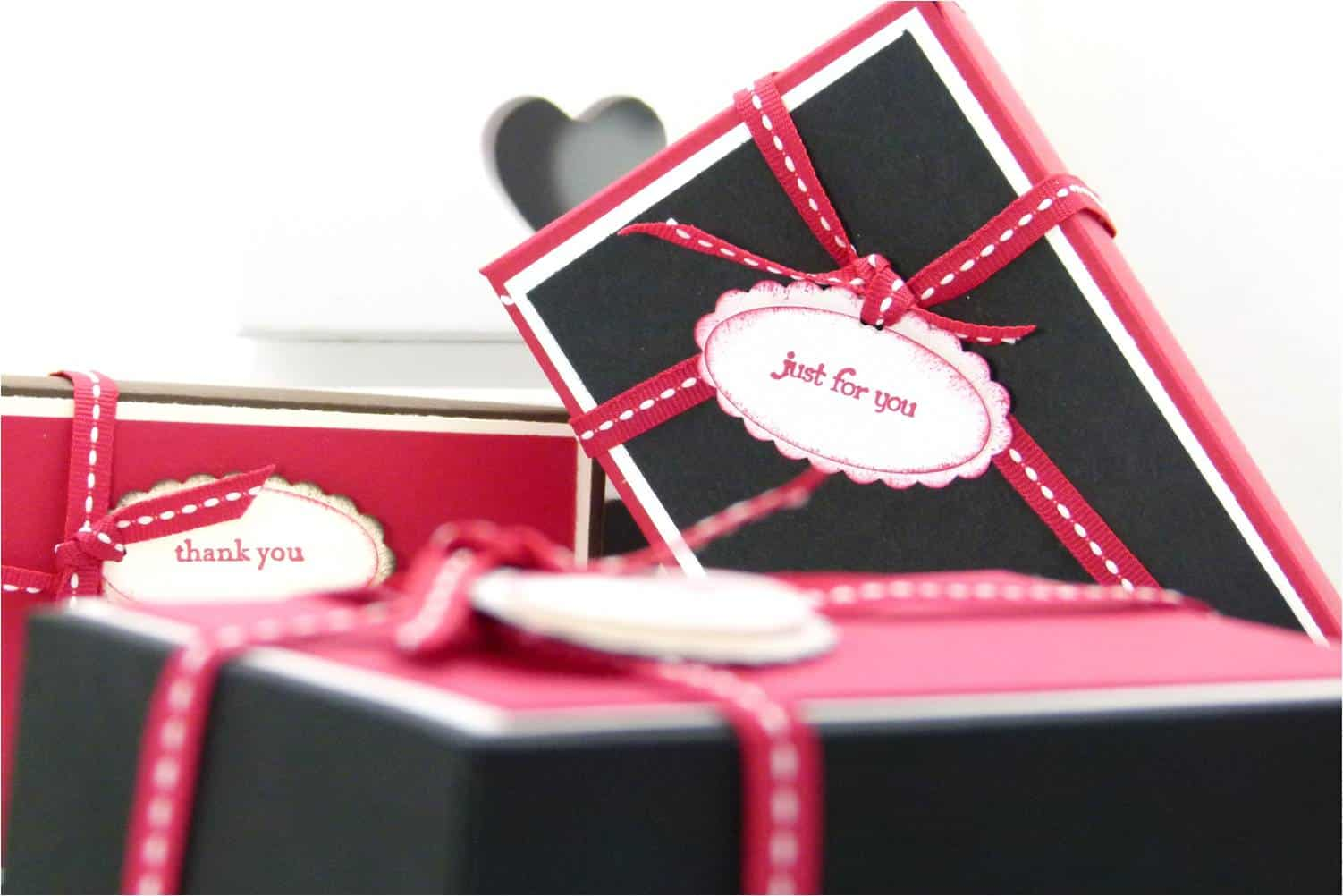 Stampin' Up! UK Tea Light Gift Box VIDEO