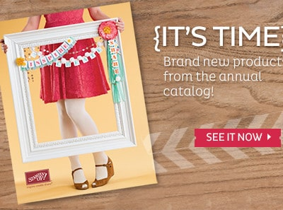 Stampin' Up! UK Annual Catalogue 2013/2014 VIDEO