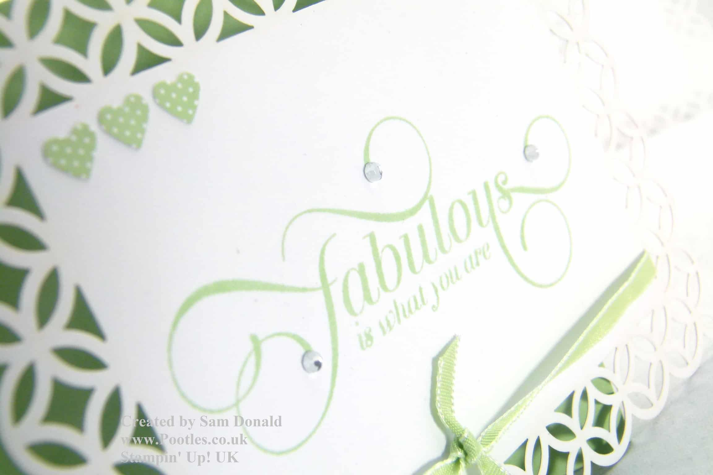 Stampin' Up! UK Simply Fabulous Simply Sent SUGGESTED BUNDLE VIDEO