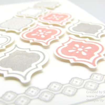 Stampin' Up! UK Mosaic Madness Cards VIDEO