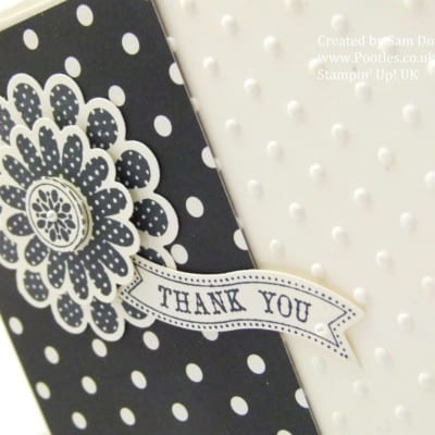 Stampin' Up! UK Polka Dot Pieces cards. A variety… VIDEO