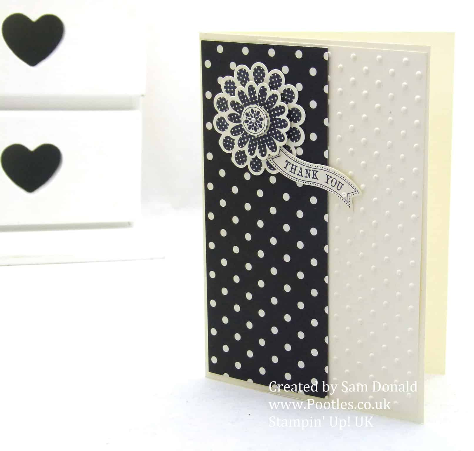 Pootles Stampin Up UK Polka Dot Pieces 2 (2)