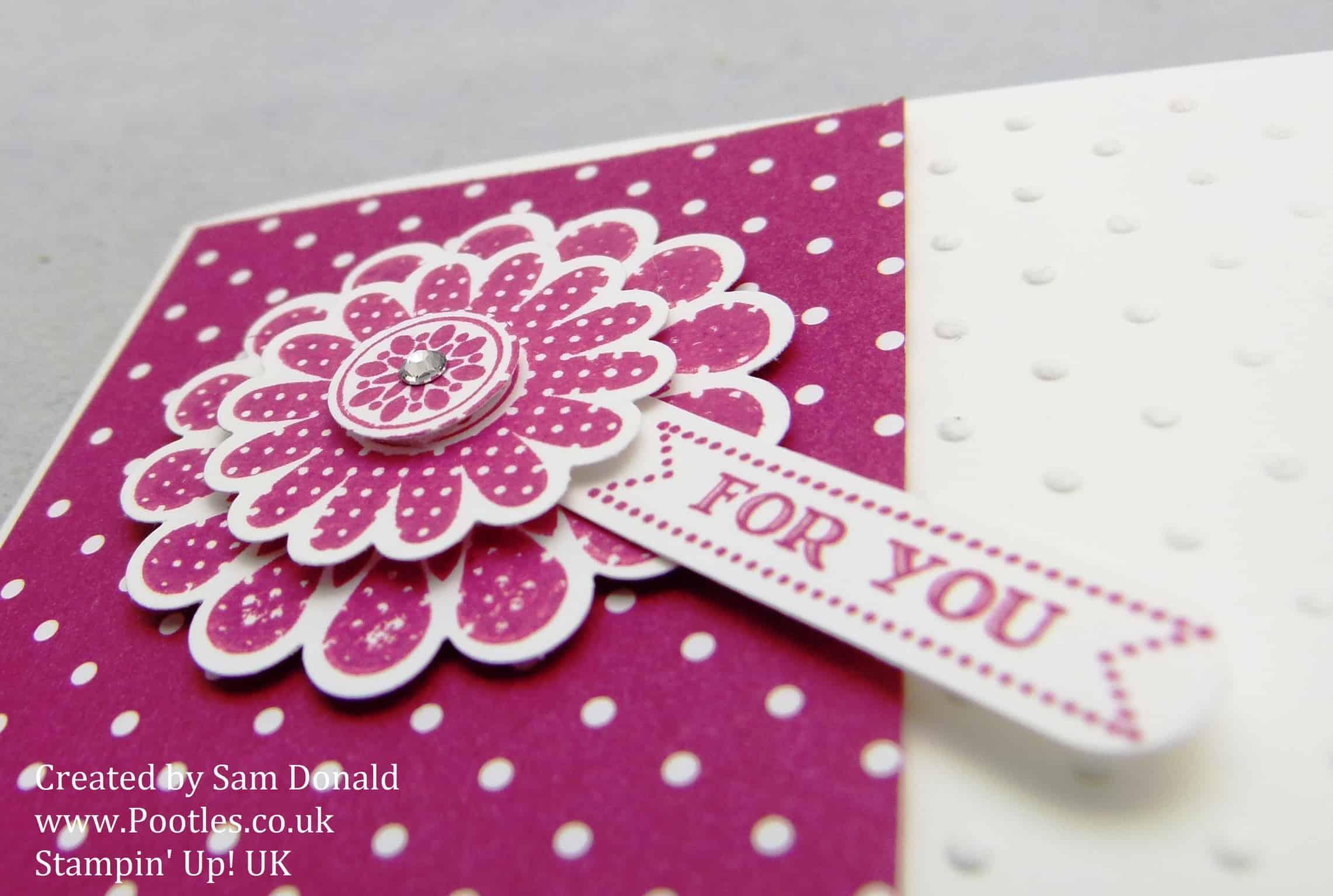 Pootles Stampin Up UK Polka Dot Pieces 4 (1)