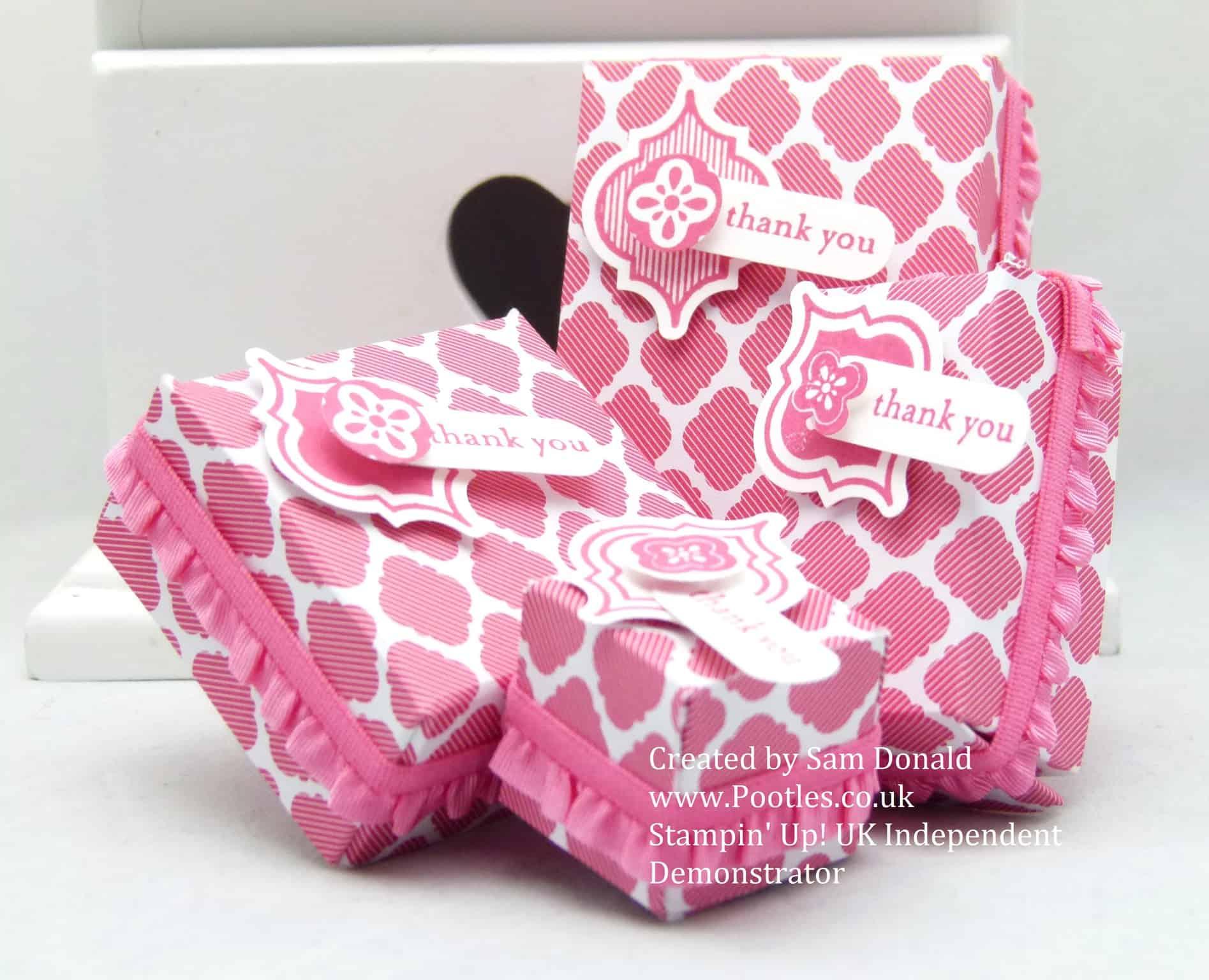 Pinkies Stampin' Up! Annual Catalogue Blog Hop!