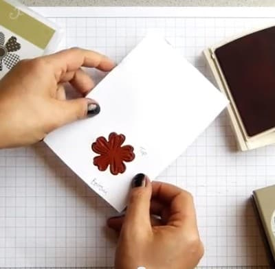 Stampin' Up! UK Pansy Punch and Flower Shop TOP TIP VIDEO