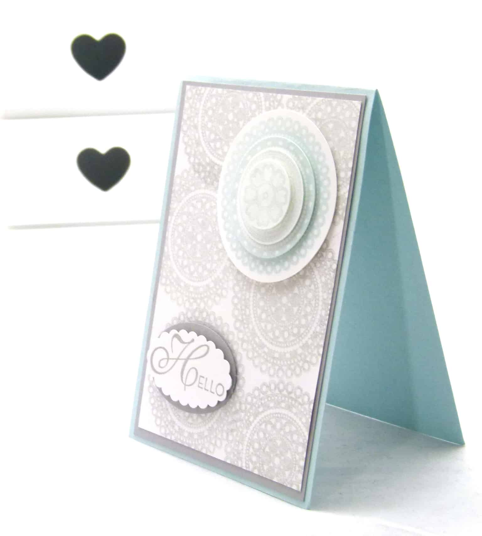 Stampin Up UK Pootles Lacy and Lovely 4 (1)