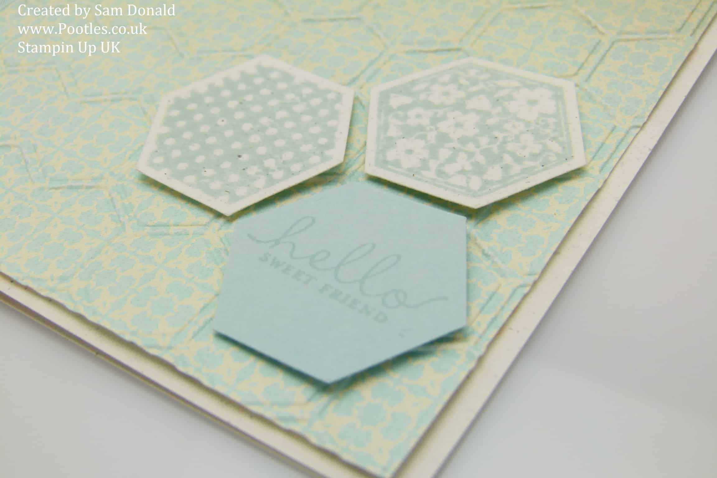 Pootles Stampin Up UK Afternoon Picnic Soft Sky (1)