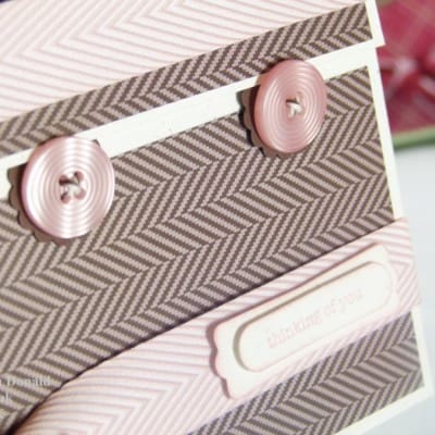 Card Holder Gift Box with unseasonal seasonal paper? VIDEO