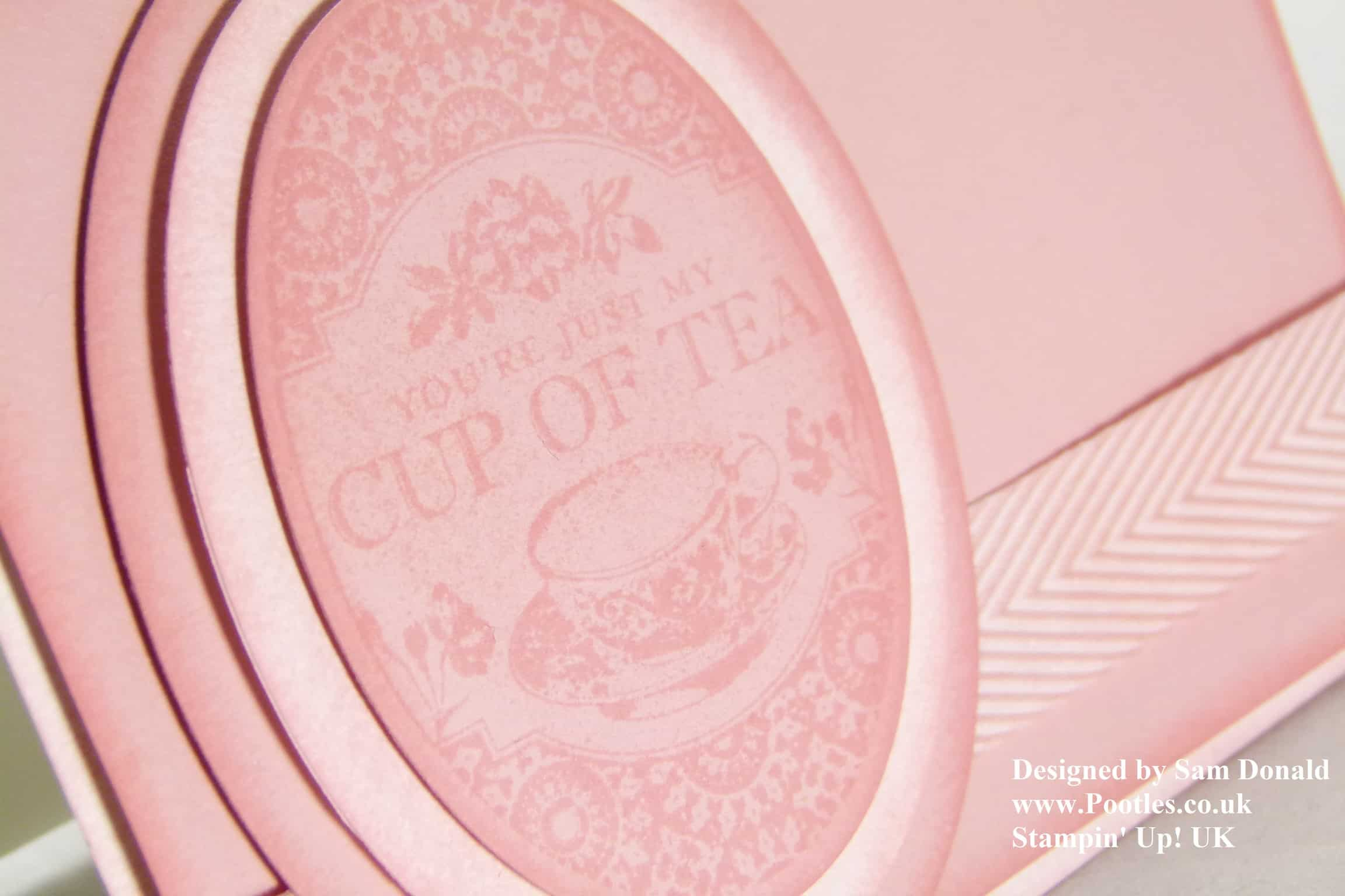 Blushing Cup of Tea?