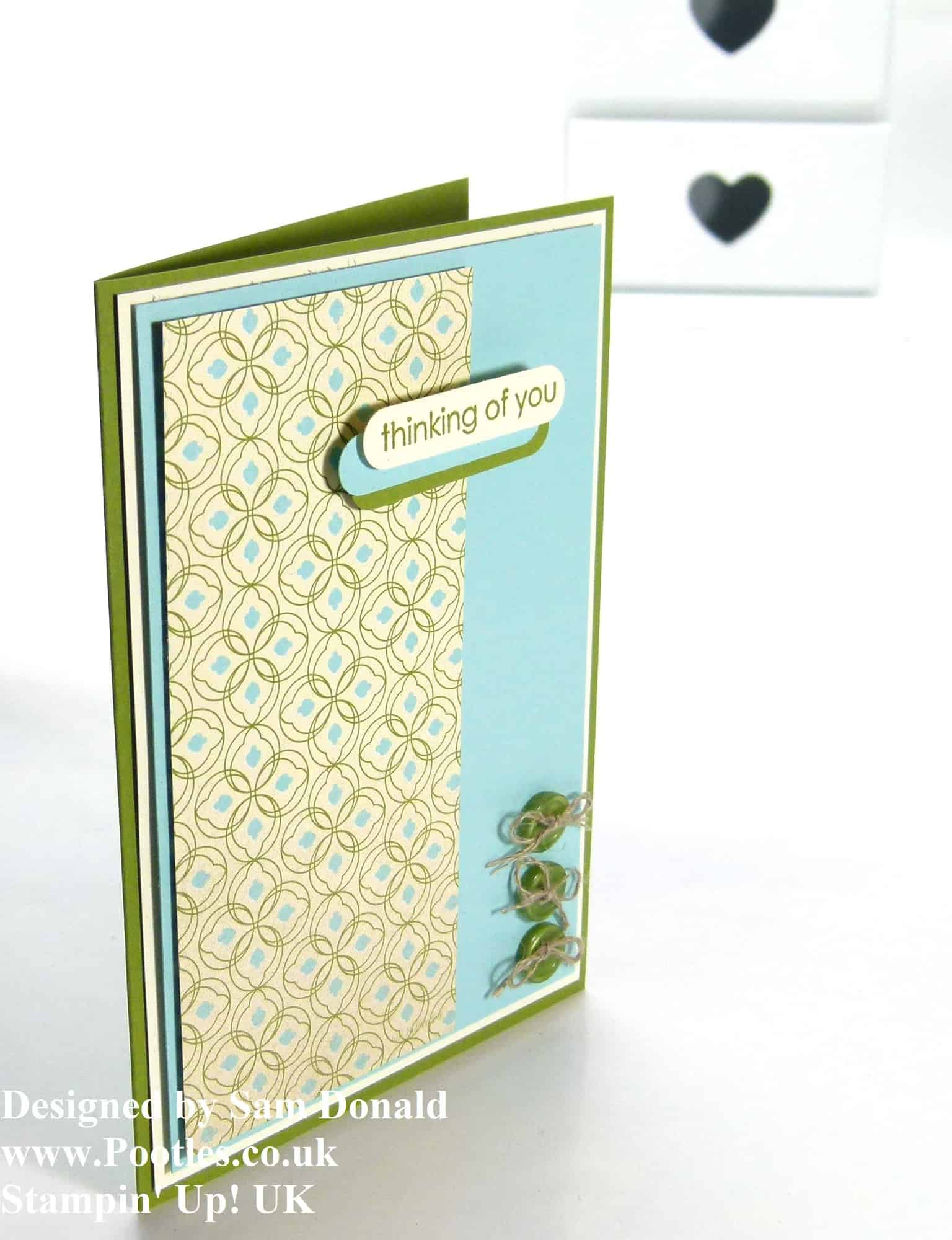 POOTLES Stampin Up UK Embellished Etcetera 3