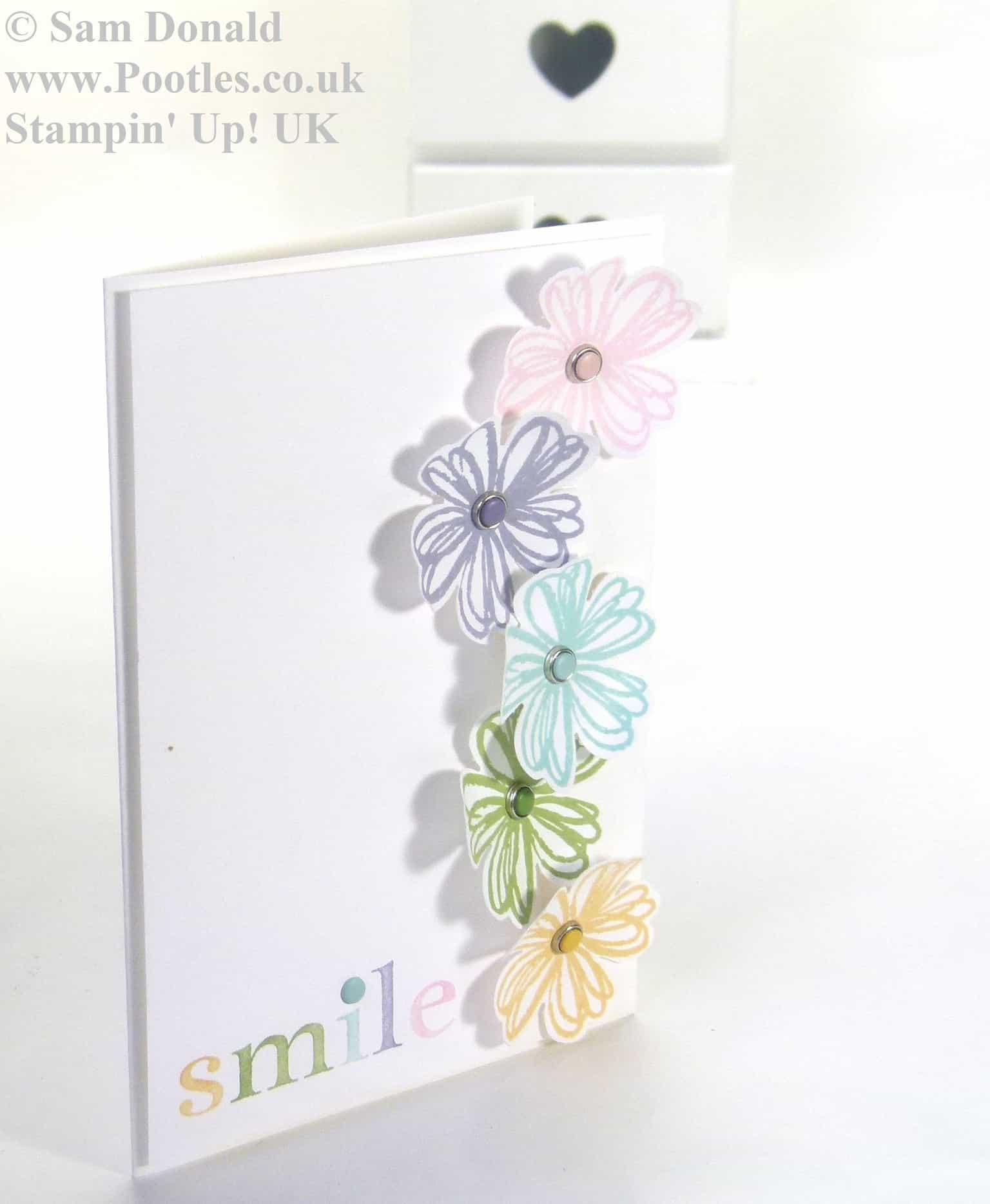 POOTLES Stampin Up UK Subtle Smile 3
