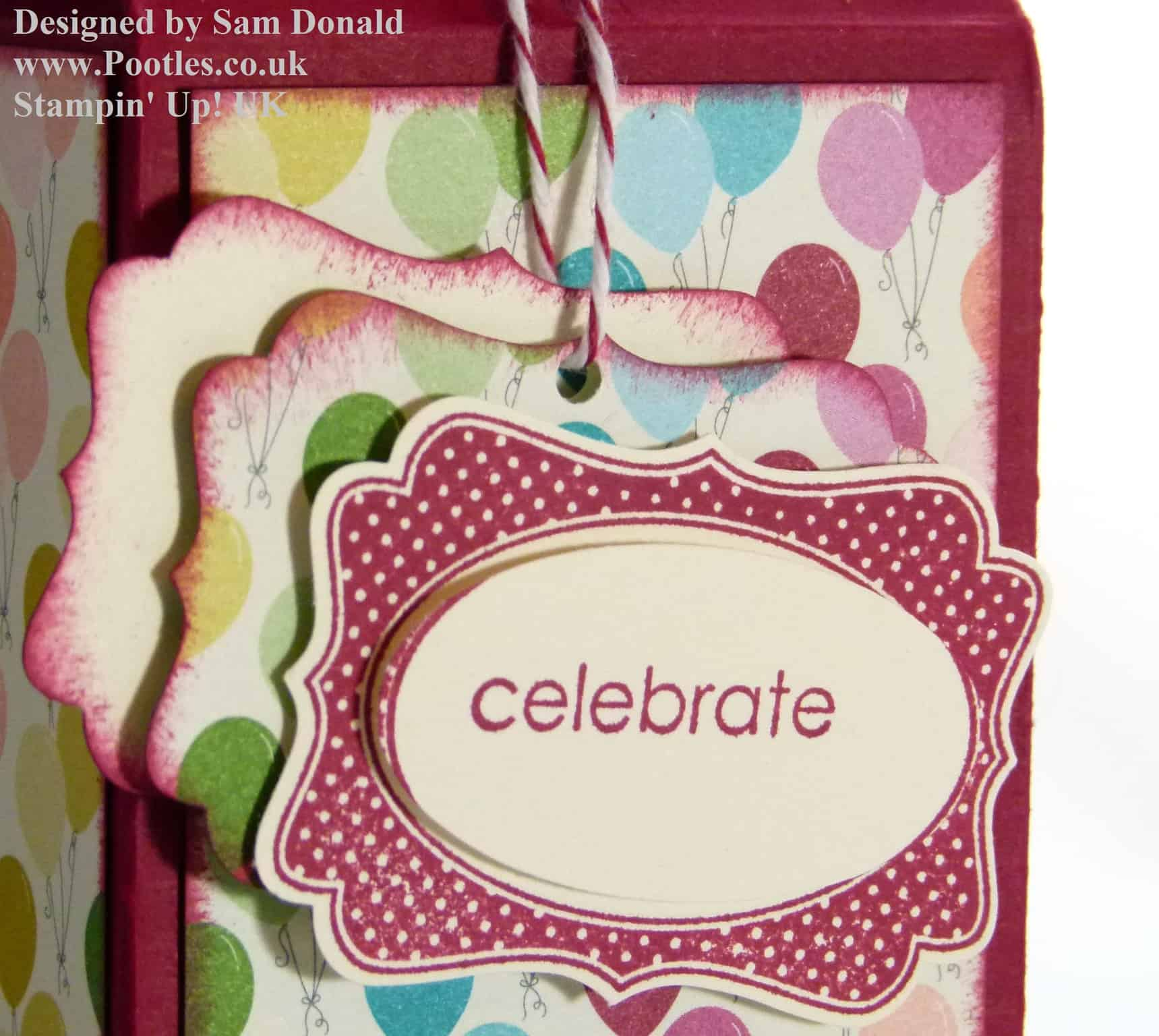 Stampin Up UK Champagne Box 2