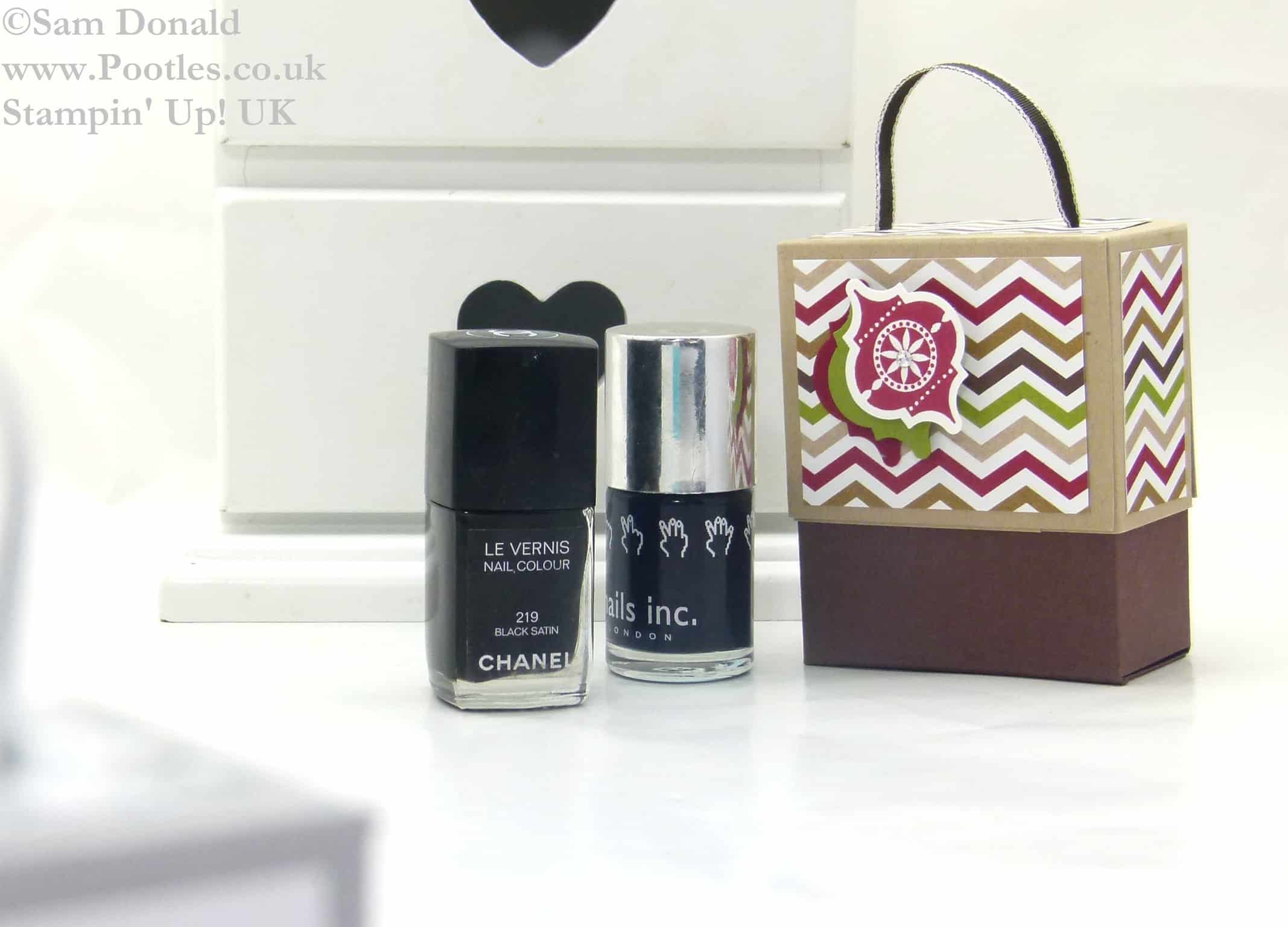 Advent Countdown 10 Nail Polish Gift Box Video