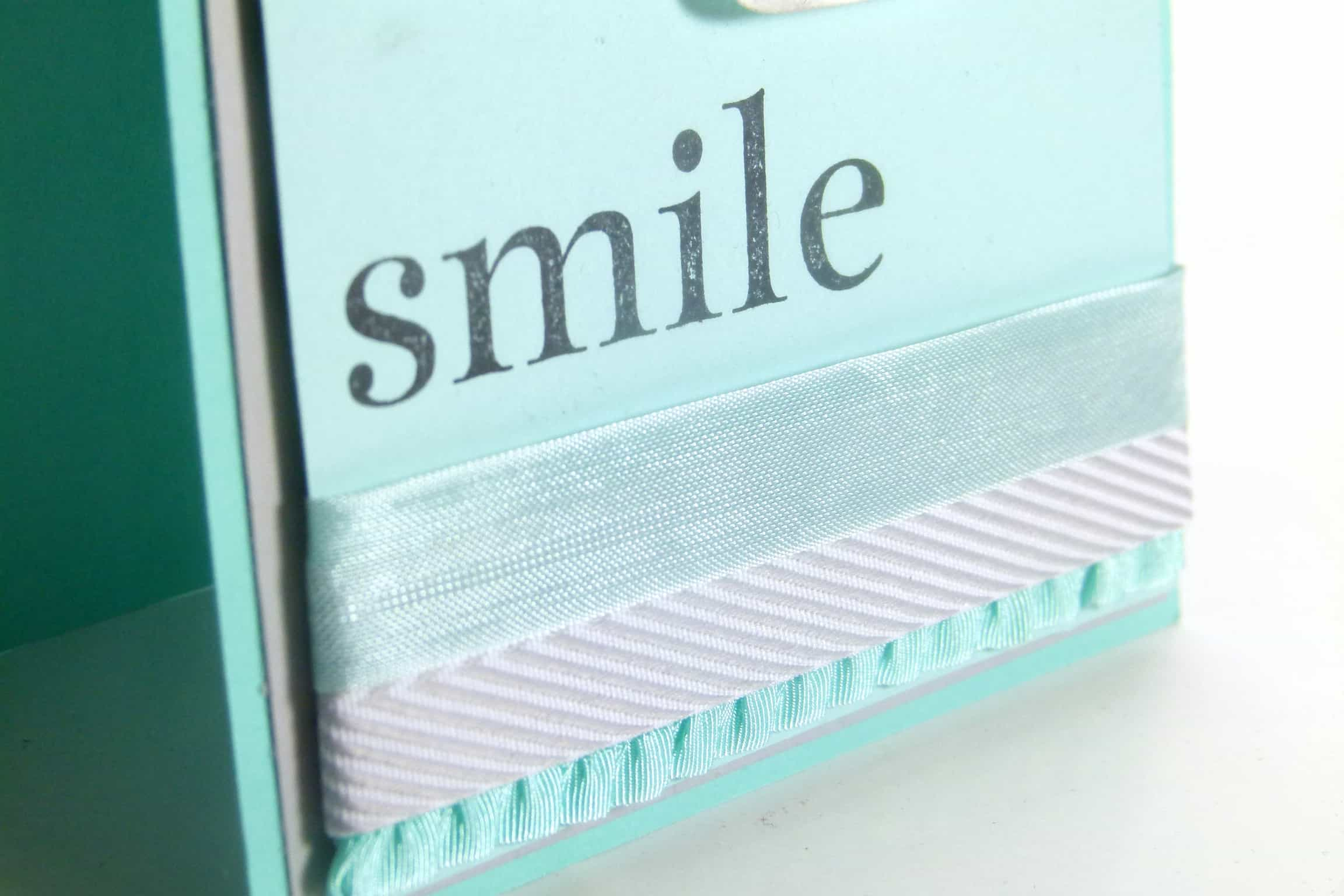 POOTLES Stampin Up Smile Away the Clouds