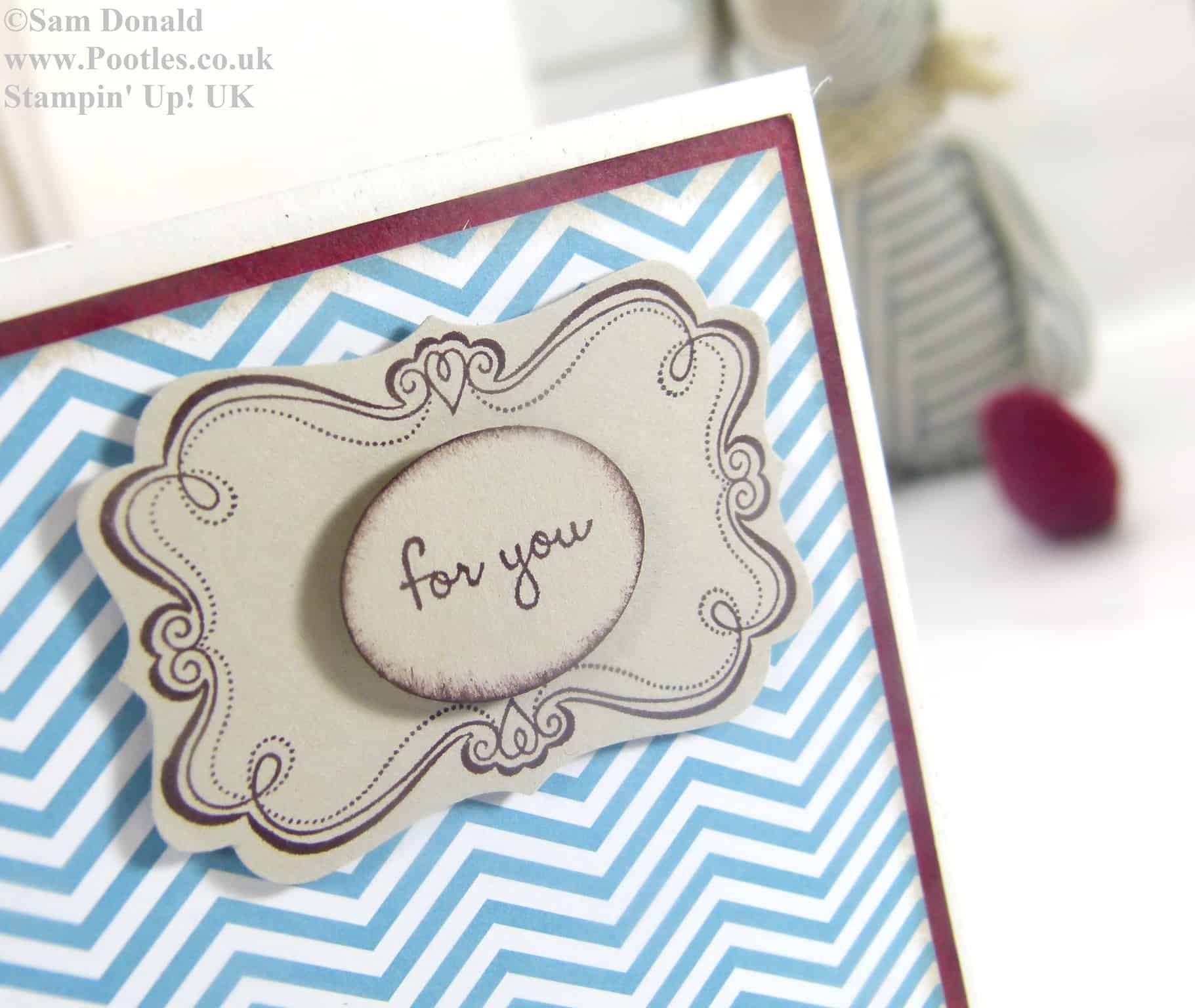 POOTLES Stampin Up UK A Mouse Inspired For You 2 (1)