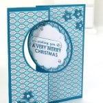 Stampin Up UK Circle Thinlits Winter Frost 2