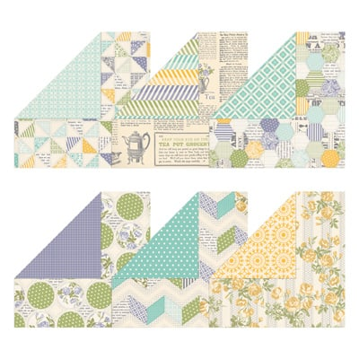 Afternoon Picnic Designer Series Paper