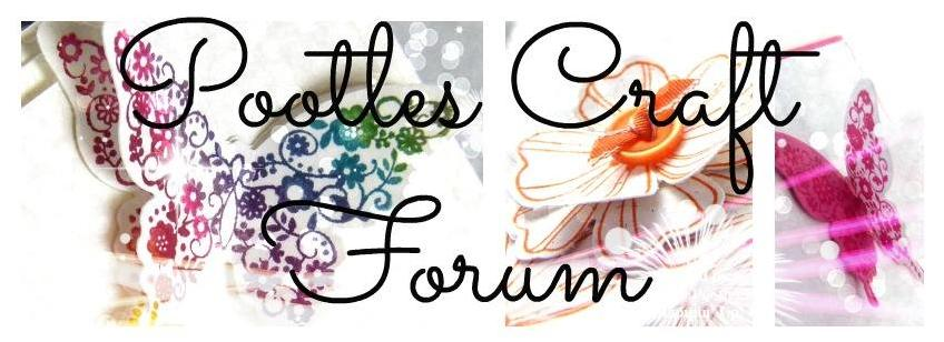 Pootles Craft Forum logo