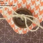 Envelope Punch Board Week ADVENT COUNTDOWN 15 – The Sweetie Pot
