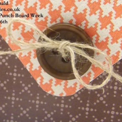 Envelope Punch Board Week ADVENT COUNTDOWN 15 – The Sweetie Pot