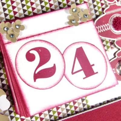 Advent Countdown 17 Countdown Calendar Video