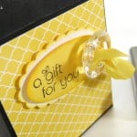 Mini Gift Bag Box