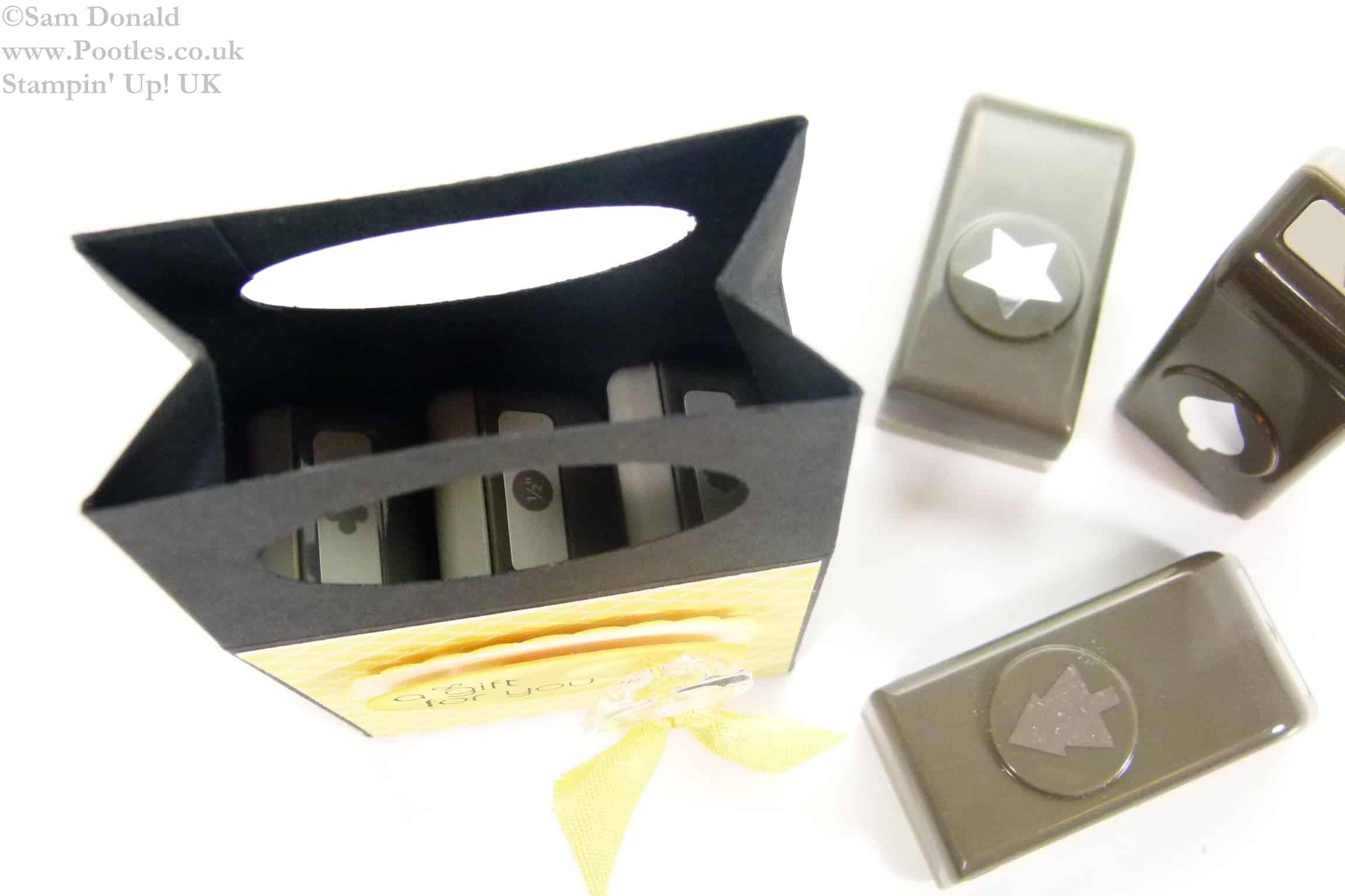 Mini Gift Bag Box
