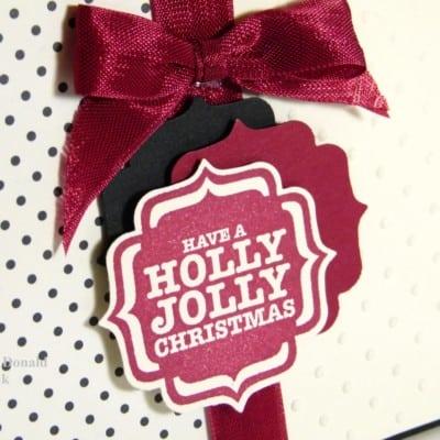 Modern Cherry Jolly Christmas Medley