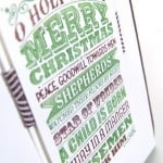 Stampin' Write Marker O Holy Night