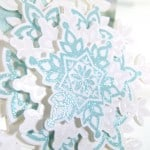 Stampin Up ADVENT COUNTDOWN 12 Festive Flurries Snowflakes 2