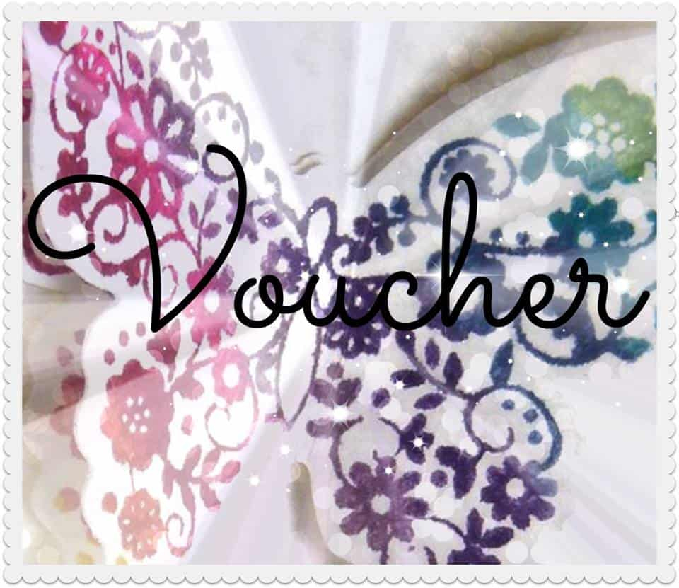 Stampin' Up! Gift Vouchers are Available Now