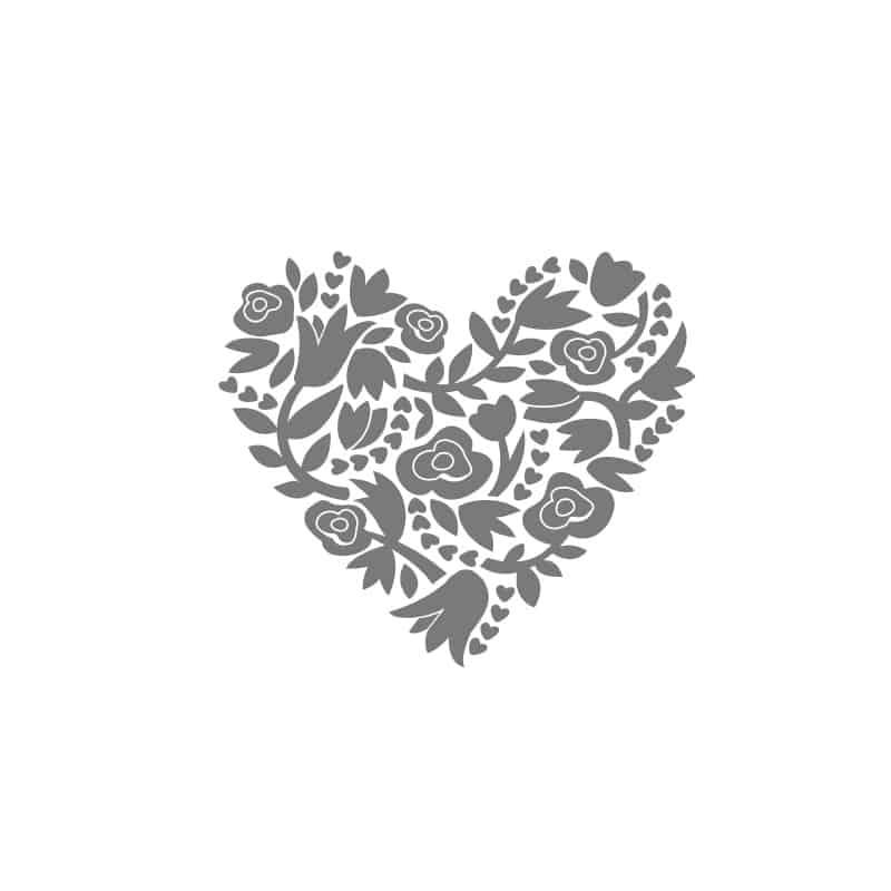 flowerfull heart