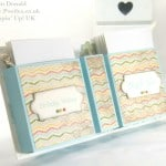 Hand Made Gift Class Hanging Card Reminder Boxes