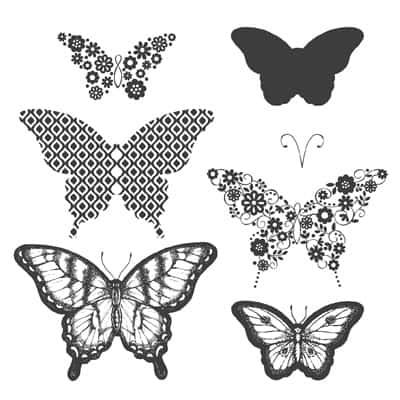 papillon pot pourri