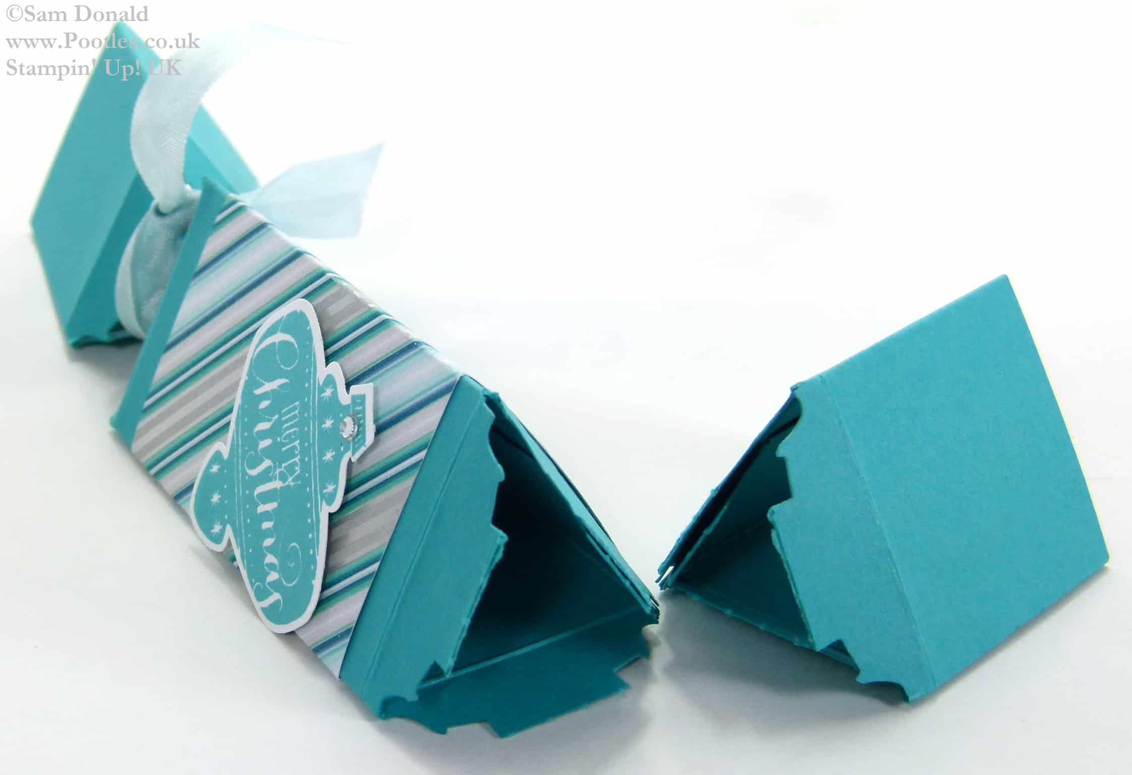 Pullable Christmas Cracker ADVENT COUNTDOWN 23
