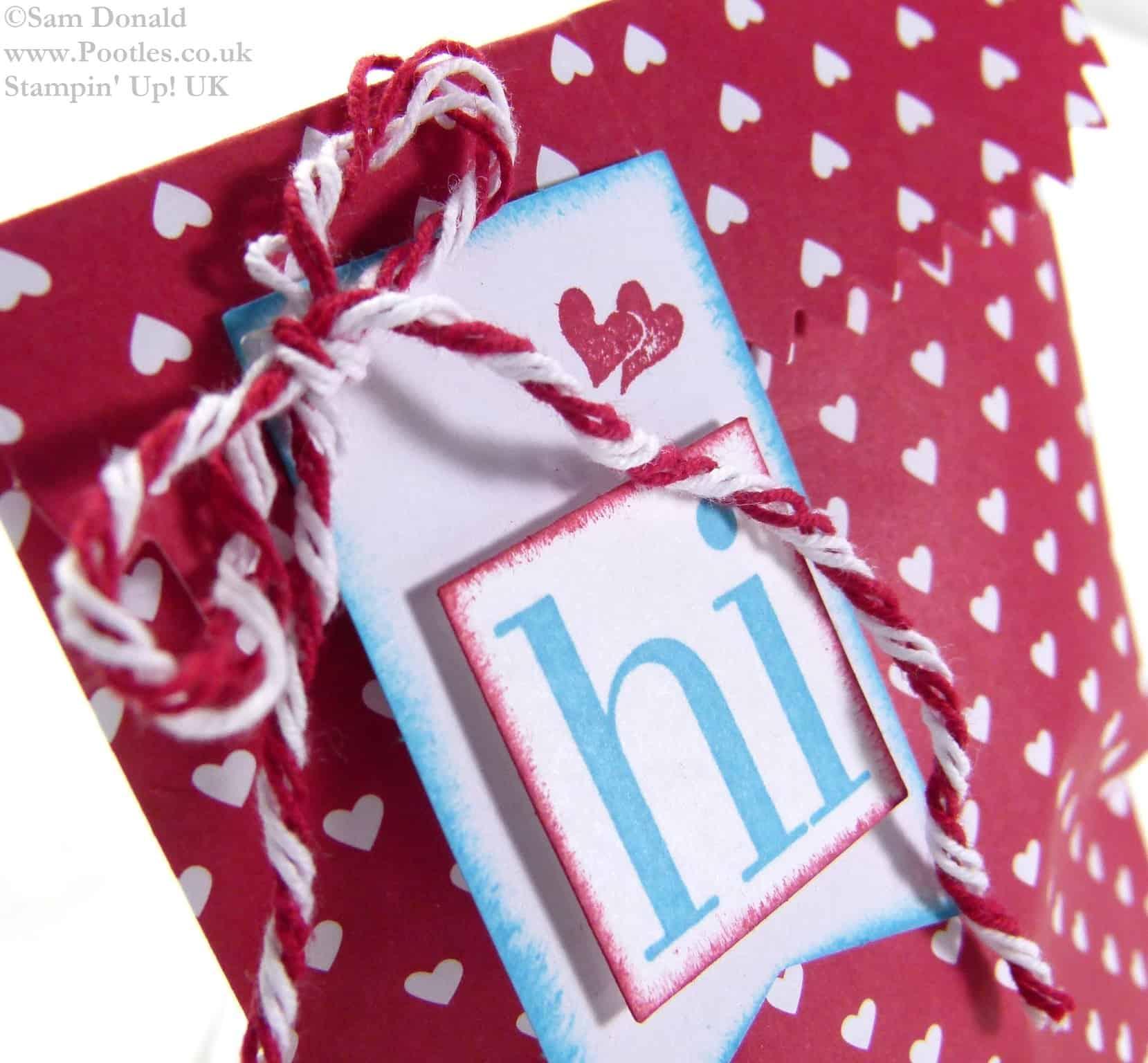 Pootles' Brights Week Sweetheart Treat Bags Updated