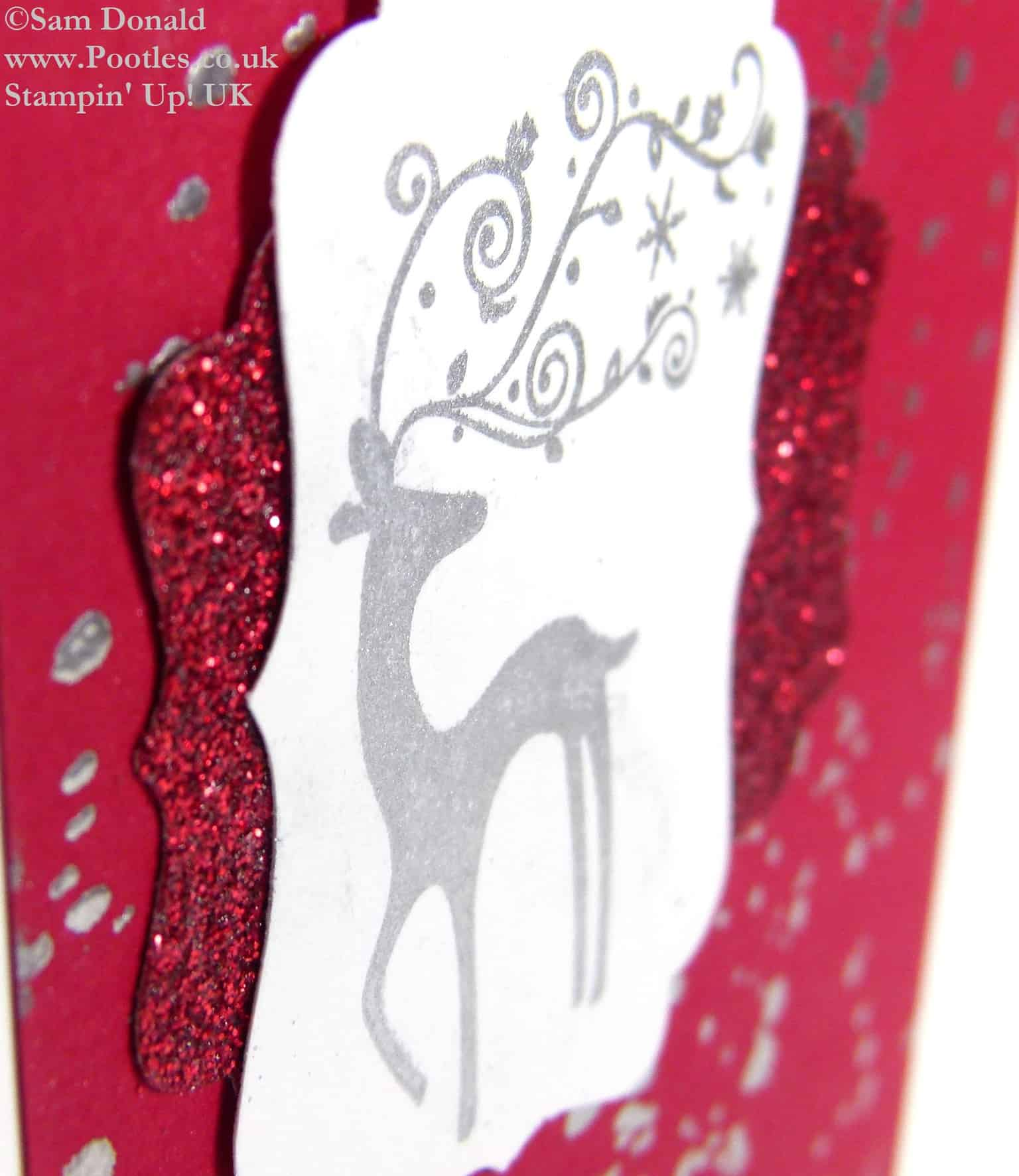 Stampin Up UK Best of Christmas Sparkle 2