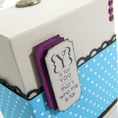 Colour Clash Soap Gift Box Tutorial