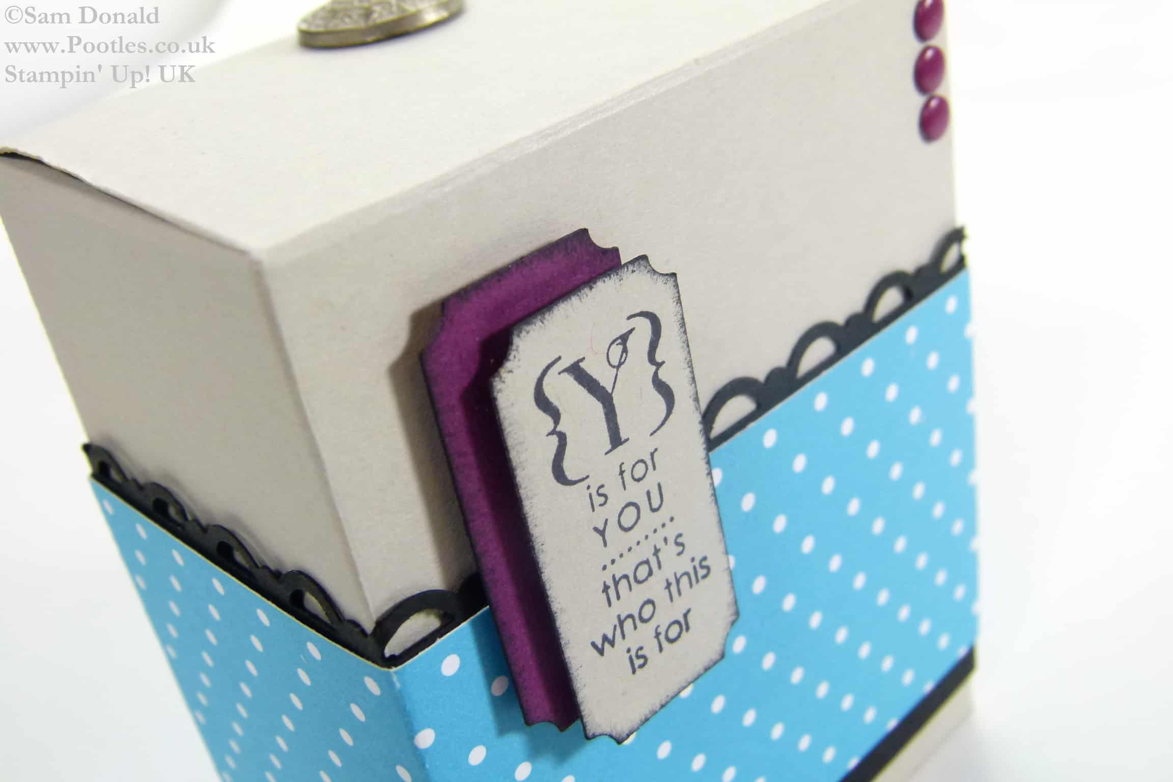 Colour Clash Soap Gift Box Tutorial